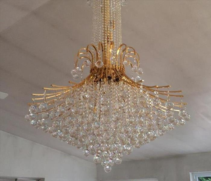 Chandelier Cleaning After